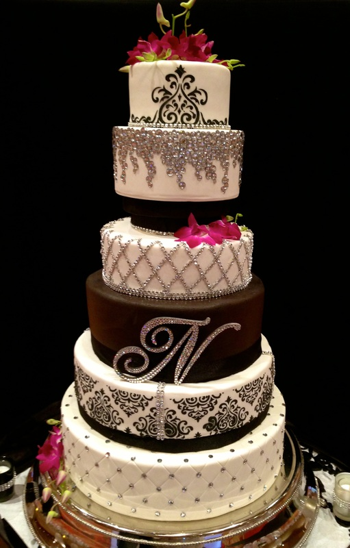 Wedding cake: Simply Sweet: Albuquerque
