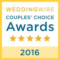wedding wire award winner: wedding cakes