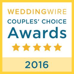 wedding wire award winner: wedding cakes
